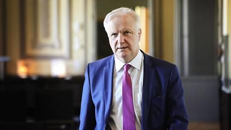 Suomen Pankin pääjohtaja Olli Rehn on Suomen ehdokas Kansainvälisen valuuttarahaston IMF:n johtoon.