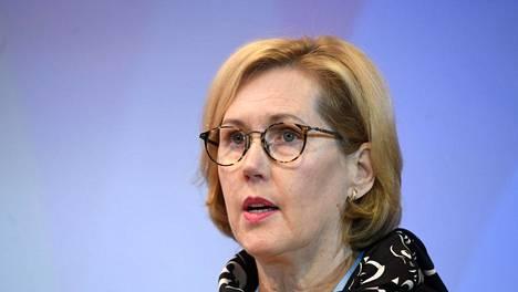 Työministeri Tuula Haatainen (sd) perustaa työryhmän torjumaan ulkomaisen työvoiman hyväksikäyttöä.