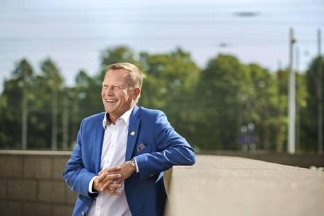 Jokerien toimitusjohtaja Jukka Kohosen puheissa painottuu urheilun voimakas kansainvälistyminen ja sen tuoma laajempi toimintaympäristö.