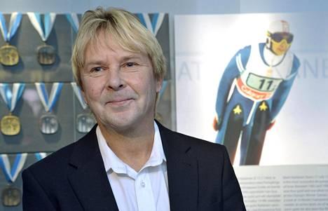 Matti Nykänen 17.7. 1963–3.2. 2019.