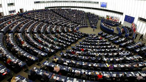 Ilmastokysymyksissä Euroopan parlamentin jäsenillä on paljon valtaa. Nykyiset europarlamentaarikot osallistuivat maaliskuussa äänestykseen Strasbourgissa.