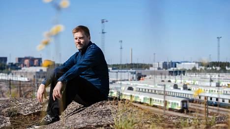 Ulkomaantoimittaja Ville Similä on Helsingin Sanomien uusi Silkkitien-kirjeenvaihtaja.