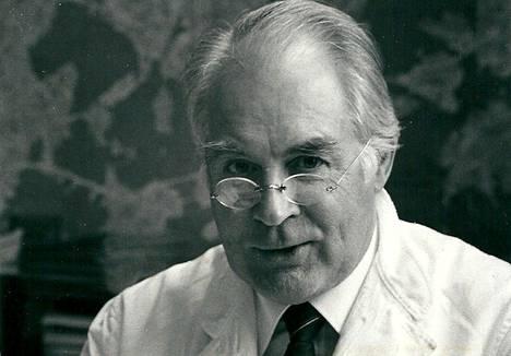 Carl-Gustaf Gröndahl, <br />lääkintöneuvos <br />(1920–2013)