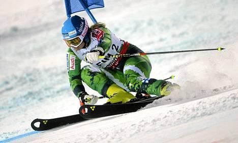 Tanja Poutiainen on toipunut loukkaantumisesta.
