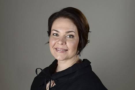 Keskustan kansanedustaja Hannakaisa Heikkinen.