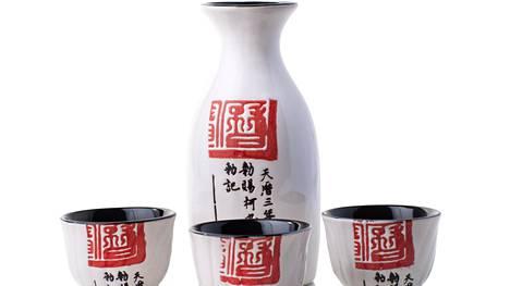 Sake on japanilainen erikoisuus.