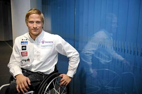 Leo-Pekka Tähti kertoi kesän kilpailuohjelmastaan ja tavoitteistaan tänään Helsingissä.