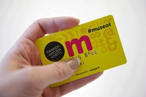 Museokortti lisää museoissa käymistä.