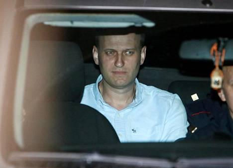 Aleksei Navalnyin saaman tuomion syynä olivat maanantaina eri puolilla Venäjää pidetyt korruptionvastaiset mielenosoitukset, jotka Navalnyi oli kutsunut koolle.