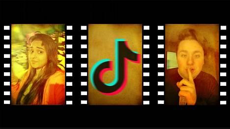 Aivan aluksi Tiktokissa tehtiin erityisesti niin sanottuja lip sync -videoita eli huulisynkrononointivideoita.