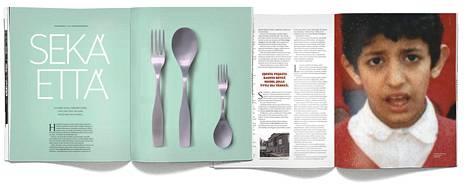 Society for News Design Scandinavia palkitsi Kuukausiliitteen ulkoasun.
