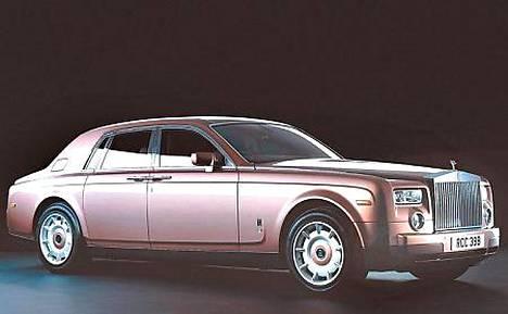 Rolls-Royce suunnittelee uutta mallia
