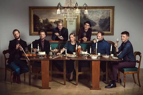 Alun perin suomalais-norjalaisena aloittanut Frigg viettää tänä vuonna 20-vuotisjuhlavuottaan.