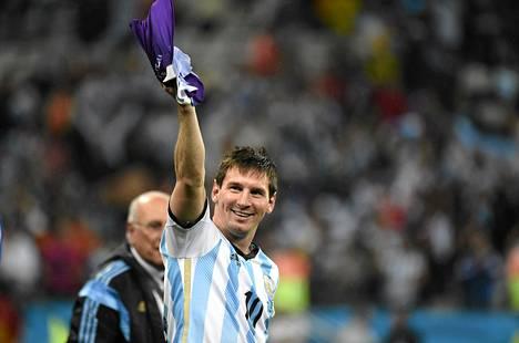 Lionel Messin esitykset eivät kelpaa Gary Linekerille.