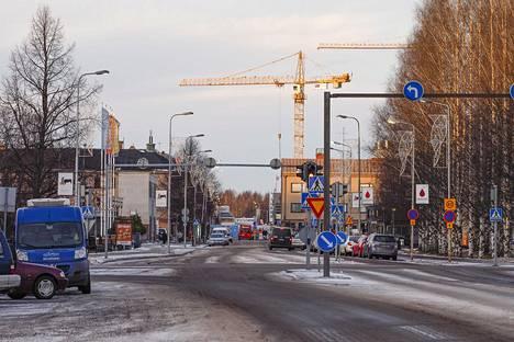 Seinäjoen seutukunta nousi EK:n Kuntarankingin kärkeen jo viidettä kertaa. Muutama vuosi sitten kaupungin keskusta oli myllätty pysäköintitalon rakennustyön vuoksi ja kaupungissa oli käynnissä useita suuria rakennusprojekteja.