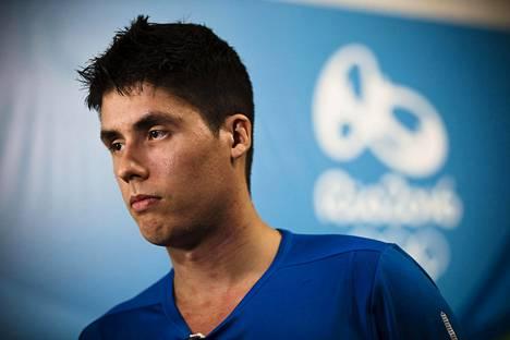 """Benedek Oláh pudotti matkalla Rion olympialaisiin edeltään kuusi itseään parempaa maailmanlistan pelaajaa. """"Käsittämättömän hyvä fiilis."""""""