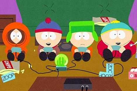 South Parkin uusi kausi näkyy Paramount Network -kanavalta.