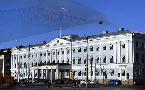 Helsingin kaupungintalo toimii myös tulevien pormestarien ja apulaispormestarien työtilana.