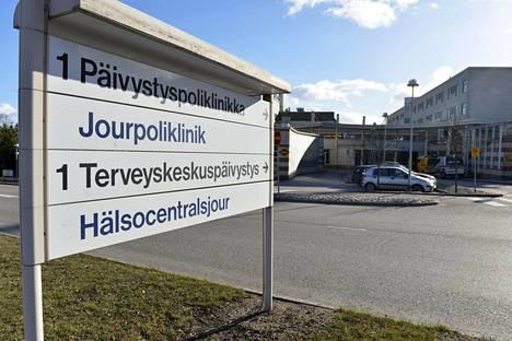 Terveyskeskuspäivystys Helsinki