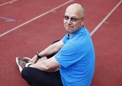 Sami Kalaja aloitti nelivuotisen pestinsä Kilpa- ja huippu-urheilun keskuksena johtajana tammikuussa 2015.