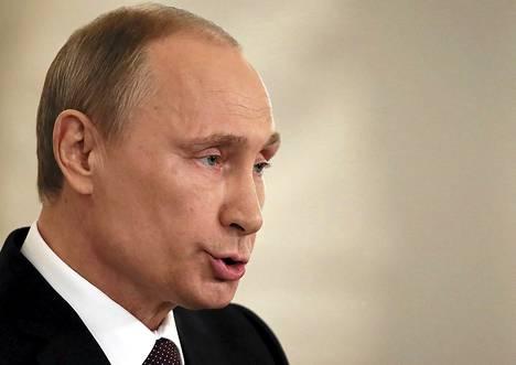 Vladimir Putin vastaa torstaina kansalaisten kysymyksiin.