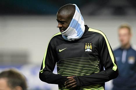 Manchester Cityn Yaya Touré on yksi maailman parhaista keskikenttäpelaajista.