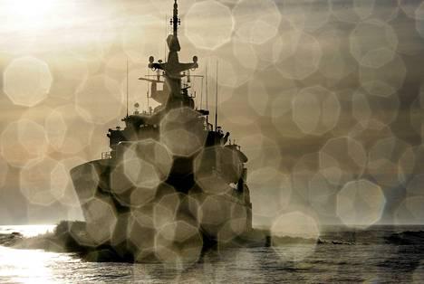 Miinalaiva Hämeenmaan (kuvassa) korvaavaan sotalaivaan tulee ehkä torpedoaseistus.