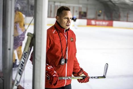 Jussi Tapola kuvattuna 31. elokuuta 2019.