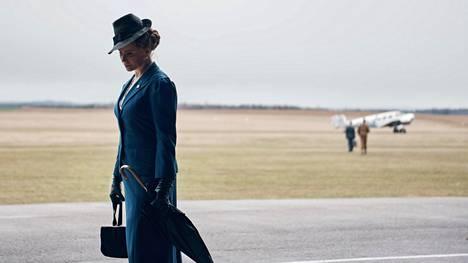 Norjan kruununprinsessa Märthaa esittää Sofia Helin.
