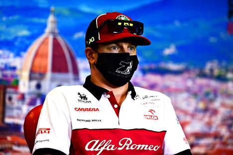 Kimi Räikkönen hakee Mugellosta kauden ensimmäistä pistesijaa.