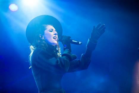 Behm esiintyi syyskuussa Tavastialla.