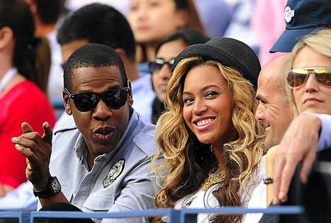 Yhdysvaltalaistähdet Jay-Z ja Beyonce saivat tyttären lauantaina.