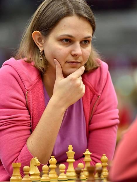 Hanna Muzytšuk boikotoi Saudi-Arabian kisoja.