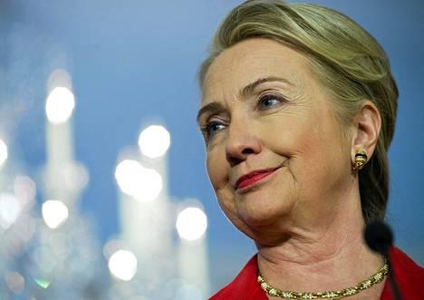 Lääkärit uskovat, että Hillary Clinton paranee täysin veritulpasta.