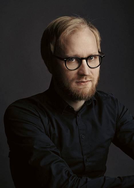 Pekka Vahvanen tunnustautuu luddiitiksi, teknologian vihaajaksi.