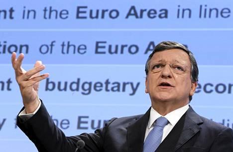EU-komission puheenjohtaja Jose Manuel Barroso toivoo, ettei Italia unohda talouskuria uusien vaalien jälkeen.
