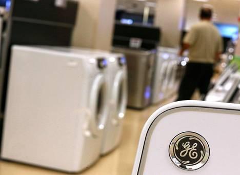 Electrolux olisi halunnut ostaa General Electricin kodinkoneliiketoiminnan.