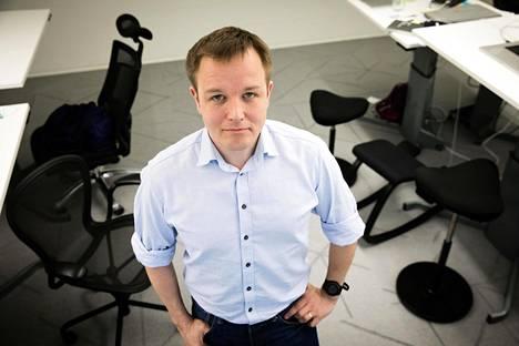 Jussi Räisänen toimii Hintsa Performance -yhtiön toimitusjohtajana ja asuu Sveitsissä.