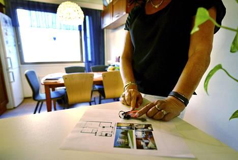 Kiinteistönvälittäjien avulla tehtyjen kauppojen perusteella vanhojen asuntojen kauppoja tehtiin maaliskuussa kaksi prosenttia enemmän verrattuna viime vuoden vastaavaan ajankohtaan.