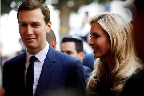 Mitä Jared Kushner ja Ivanka Trump tavoittelevat?