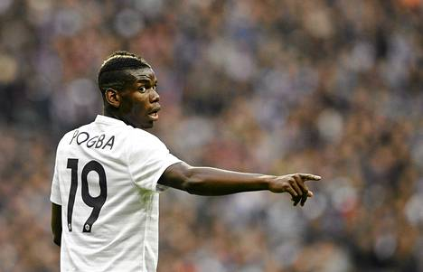 Paul Pogba on tärkeässä roolissa Ranskan maajoukkueessa.
