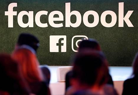 Facebookin kurssi laski maanantaina yli kuusi prosenttia.