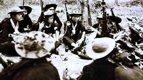 Sodan koskettamien vietnamilaisten tarinoita ei meillä juuri tunneta.