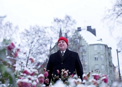 """""""Meille on aina positiivista, jos maailmalla on menestyviä val tioita"""", sanoo Vesa Häkkinen."""