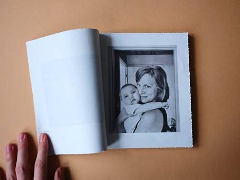 Kuva Johannes Romppasen kirjasta Lilja.