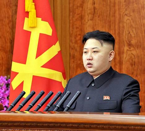 Pohjois Korea Johtaja