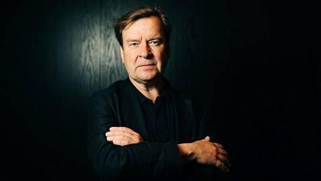 Magnus Lindberg vuonna 2018.