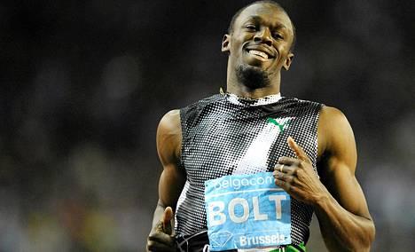 Usain Boltia verrataan Jamaikalla Bob Marleyhyn.