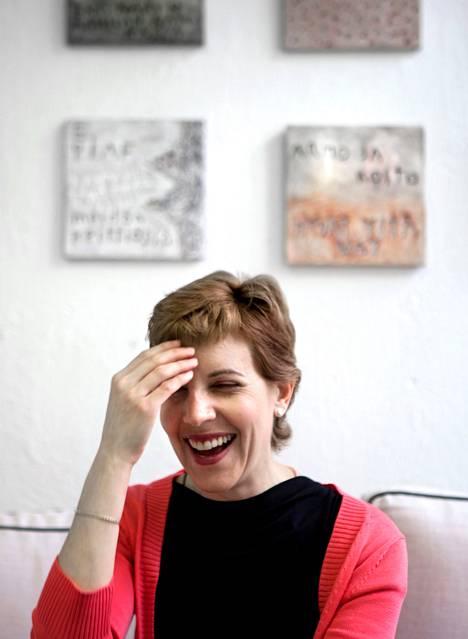 Pamela Druckerman kirjoitti ensimmäisen kirjansa uskottomuudesta, toisen lapsiperheen selviytymisestä.
