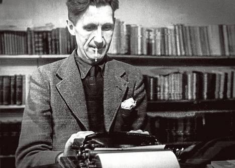 Kirjailija George Orwellilla oli suuria vaikeuksia löytää kustantajaa Eläinten vallankumoukselle.